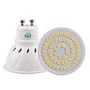 povoljno LED reflektori-YWXLIGHT® 1pc 5 W 400-500 lm GU10 / E26 / E27 LED reflektori 54 LED zrnca SMD 2835 Ukrasno Toplo bijelo / Hladno bijelo / Prirodno bijelo 110-220 V / 1 kom. / RoHs
