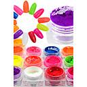 tanie Makijaż i pielęgnacja paznokci-1 bottle Nail Glitter Błyszczące / Neon i Bright Lśniący / Musujący Impreza / Impreza / bal / Codzienny Nail Art Design
