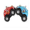 رخيصةأون ألعاب السيارات-لعبة سيارات Playsets السيارة ألعاب كهربائي سيارة PVC قطع للأطفال هدية