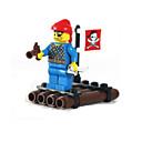 رخيصةأون البناء و المكعبات-ENLIGHTEN أحجار البناء ألعاب تربوية 34 pcs متوافق Legoing للصبيان للفتيات ألعاب هدية