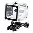 cheap Makeup & Nail Care-Protective Case / Waterproof Housing Case Waterproof For Action Camera Gopro 4 Session Diving / Surfing / Hunting and Fishing Plastic - 1