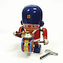 preiswerte Solar Geräte-Roboter / Aufziehbare Spielsachen Maschine / Roboter / Schlagzeugset Metalic / Eisen Retro 1 pcs Stücke Kinder / Erwachsene Geschenk