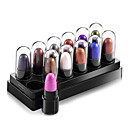 Buy 12 Colors Pigmento Maquiagem Glitter Eyes Makeup Eyeshadow Stick Waterproof Shimmer Eye Shadow Sets Cosmetic