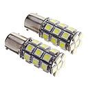 ieftine Becuri LED Glob-2pcs 1156 Mașină Becuri SMD 5050 265lm LED coada de lumină For Παγκόσμιο
