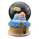 cheap Musical Toys-Music Box Snow Globe Pig Classic Glow in the Dark Kid's Adults Kids Gift Unisex Gift