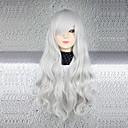Buy Cosplay Wigs Long Curly Anime 75 CM Heat Resistant Fiber