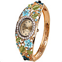 cheap Women's Watches-Women's Bracelet Watch Creative / Casual Watch / Cool Alloy Band Vintage / Casual / Bangle / One Year / SSUO LR626