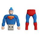 Buy Cartoon Creative Superman USB 2.0 8GB Flash Drive U Disk Memory Stick