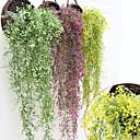 رخيصةأون أزهار اصطناعية-زهور اصطناعية 1 فرع النمط الرعوي نباتات سلة زهور