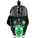 preiswerte Damenuhren-Wired USB Gaming Mouse Optisch MZ03 7 pcs Schlüssel RGB-Licht 4 einstellbare DPI-Stufen 8 programmierbare Tasten 500/1000/2000/4000 dpi