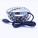 12 w rgb usb dc 5 v 1 m 60 leds luces de tira de alta calidad led luz