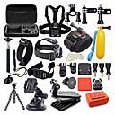preiswerte Zubehör für GoPro-Accessoires Kit 42 in 1 / Wasserfest Zum Action Kamera Gopro 6 / Gopro 5 / Xiaomi Camera Tauchen / Surfen / Jagd-und Fischerei Kunststoff