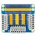 hesapli Anakartlar-Ahududu pi 3 için çok fonksiyonlu gpio genişleme kalkanı adaptör kartı