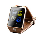 Buy V8 1.54'' Touch Screen Smart Bluetooth 4.0 Watch Phone Supports 2.0MP Camera Single SIM Function