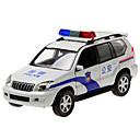 رخيصةأون جهاز فيديو DVR للسيارة-CAIPO لعبة سيارات سيارة طراز سيارة الشرطة SUV كلاسيكي محاكاة الموسيقى والضوء سيارات السحب كلاسيكي للصبيان للفتيات ألعاب هدية