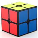 hesapli Makyaj ve Tırnak Bakımı-Rubik küp MoYu 2*2*2 Pürüzsüz Hız Küp Sihirli Küpler Eğitici Oyuncak Stres Gidericiler bulmaca küp Pürüzsüz Etiket Hediye Unisex