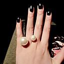 hesapli Küpeler-Kadın's manşet Yüzük - alaşım Bayan, Moda, Euramerican Mücevher Altın / Gümüş Uyumluluk Günlük Tek Beden