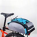 preiswerte Hundespielsachen-ROSWHEEL Fahrrad Kofferraum Taschen Outdoor, Tasche auf der Rückseite Fahrradtasche 600D Polyester Tasche für das Rad Fahrradtasche Radsport / Fahhrad