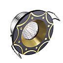 저렴한 LED 콘 조명-3W LED 밝기조절가능 매립 조명 차가운 화이트 220v
