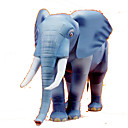 ieftine Broșe-Puzzle 3D Modelul de hârtie Animale Reparații Hârtie Rigidă pentru Felicitări Pentru copii Unisex Jucarii Cadou