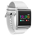 cheap LED Bi-pin Lights-Smart Bracelet Smartwatch for iOS / Android Heart Rate Monitor / Blood Pressure Measurement / Calories Burned / Long Standby / Touch Screen Pedometer / Call Reminder / Activity Tracker / Sleep