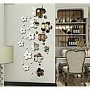 hesapli Ev Dekore Etme-Dekoratif Duvar Çıkartmaları - Duvar Stikerları Soyut / Şekiller / 3D Yatakodası / Yemek Odası / Çalışma Odası / Ofis