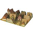 halpa Galaxy S -sarjan kotelot / kuoret-3D palapeli Paperityöt DIY Kova kartonki Lasten Unisex Poikien Lelut Lahja