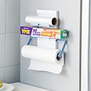 baratos Organização de Cozinha-Alta qualidade com Plásticos Armazenamento e Organização Para a Casa / Para o Escritório Cozinha Armazenamento 1 pcs