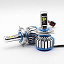 cheap Car Headlights-SO.K H8 9006 9005 H1 H11 H3 H4 H7 880/881 9007 9004 Car Light Bulbs 35 W High Performance LED 7000 lm Headlamp