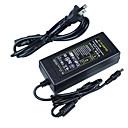 رخيصةأون شرائط ضوء مرنة LED-hkv® ac 100v - 240v إلى dc 12v 5a محوّن إنارة قوة محول محول محول ل led قطاع ضوء