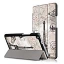 voordelige Tablethoesjes-hoesje Voor Huawei Volledig hoesje tablet Cases Hard PU-nahka voor