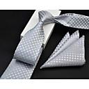 ieftine Becuri LED Glob-Bărbați Geometric Imprimeu Oficial Cravată