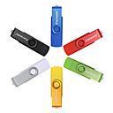 abordables Chargeurs de Téléphone-128GB clé USB disque usb USB 2.0 Métal Anti-Choc / Rotatif / Compatible OTG (Micro USB) CU-06