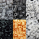 cheap Beads & Beading-Approx 500PCS/Bag 5MM Fuse Beads Hama Beads DIY Jigsaw EVA Material Safty for Kids(Assorted 6 Color,B44-B50)