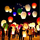 hesapli Çocuk Aktivite Setleri-10 adet çin isteyen lamba kongming latern festivali