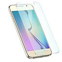 voordelige Galaxy S-serie hoesjes / covers-Screenprotector voor Samsung Galaxy S6 Gehard Glas 1 stuks Voorkant screenprotector High-Definition (HD) / 9H-hardheid / 2.5D gebogen rand
