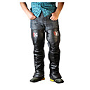 voordelige Hondenkleding & -accessoires-Qinxiang 9014 motorfiets knieblokken warm beschermend materiaal mannen en vrouwen winter elektrische auto kniepads leggings fiets
