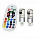 Χαμηλού Κόστους Cellphone & Device Holders-JIAWEN T10 Αυτοκίνητο Λάμπες 1.5W 90-100lm εσωτερικά φώτα