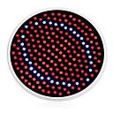 hesapli Büyüyen Işıklar-1500 lm E26/E27 Büyüyen Ampuller 200 led Mavi Kırmızı AC 85-265V