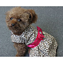 preiswerte Bekleidung & Accessoires für Hunde-Hund Kleider Hundekleidung Streifen Polyester Kostüm Für Haustiere Damen Lässig/Alltäglich