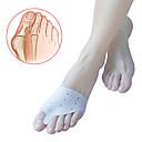 hesapli Makyaj ve Tırnak Bakımı-Ayak Toe Ayırıcı & Bunyon Pad Ayak ağrılarını dindirir Duruş Şekli Düzeltici Koruyucu ortez Rahat