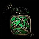hesapli Kolyeler-Kadın's Aydınlık Taş Uçlu Kolyeler - Kişiselleştirilmiş, Parlak Parlak, Florasan Turuncu, Açık Mavi, Açık Yeşil Kolyeler Mücevher Uyumluluk Halloween, Kulüp