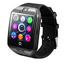 preiswerte Smarte Uhren-Kamera / Smartwatch / AktivitätenTracker Q18 for Android Schrittzähler / Verbrannte Kalorien / GPS / Langes Standby / FM-Radio Timer / Anruferinnerung / AktivitätenTracker / Schlaf-Tracker / Stopuhr