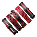 cheap Bracelets-Men's Women's Wrap Bracelet Leather Bracelet - Leather Bohemian Bracelet Jewelry Red For Gift Going out