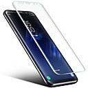 preiswerte Transistoren-Displayschutzfolie Samsung Galaxy für Note 8 TPU 1 Stück Vorderer Bildschirmschutz 3D abgerundete Ecken Anti-Fingerprint Ultra dünn