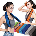 cheap Fast Chargers-Cooling Towel Moisture Wicking Odor Free Portable Spandex Superfine fiber for 30.0*100.0*1.0 cm Purple Sky Blue Green