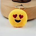 Χαμηλού Κόστους Μπρελόκ-Μπρελόκ Κοσμήματα Κίτρινο Other Κυκλικό Λατρευτός Γιούνισεξ