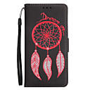 cheap Necklaces-Case For Samsung Galaxy J7 (2017) / J3 (2017) Wallet / Card Holder / with Stand Full Body Cases Dream Catcher / Glitter Shine Hard PU Leather for J7 (2017) / J7 (2016) / J5 (2017)