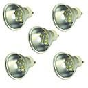 preiswerte LED-Scheinwerfer-5 Stück 2W 150lm LED Spot Lampen 9 LED-Perlen SMD 5730 Dekorativ Warmes Weiß Kühles Weiß 12-24V