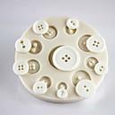 preiswerte Badezimmer Gadgets-Backwerkzeuge Silikon Gummi / Silica Gel / Silikon nicht-haftend / Backen-Werkzeug / 3D Kuchen / Plätzchen / Chocolate Kuchenformen 1pc